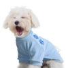 Roupa para cachorro plush azul
