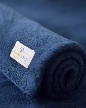 Manta Conforto cobertor para cachorros – Azul